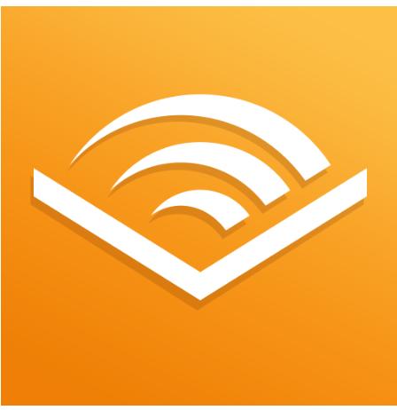 Amazonのオーディオブル ロゴ