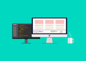 プログラミングイメージ画像