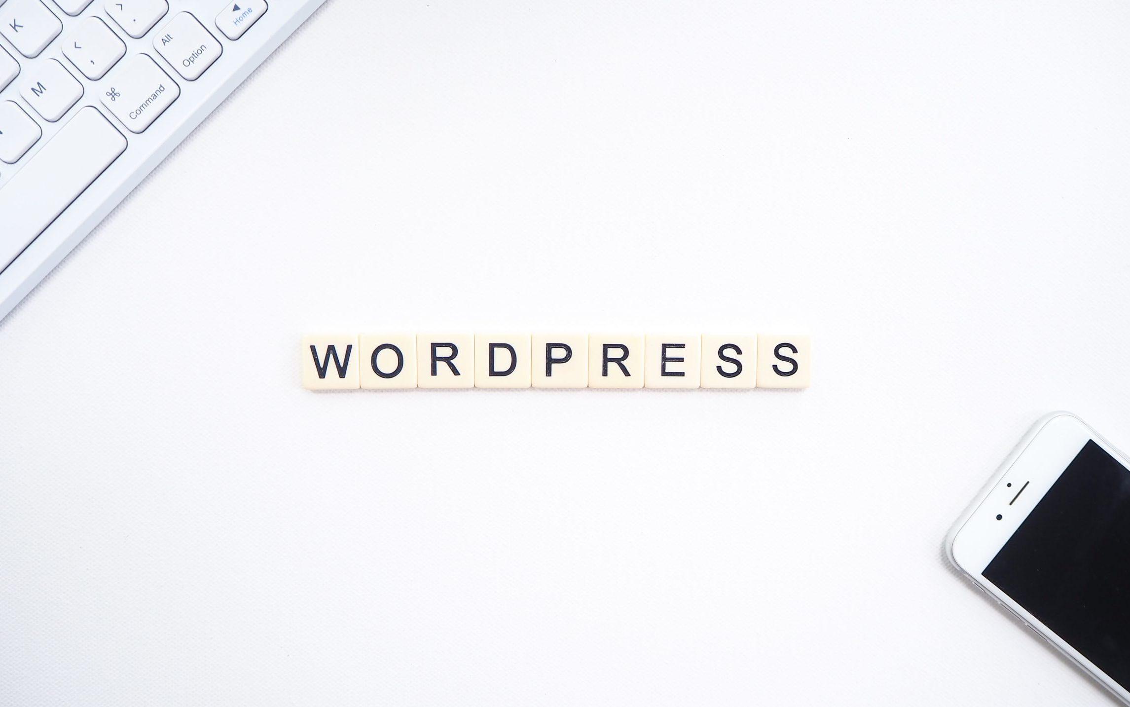 WordPress!初心者でも簡単に始められるすごい本と効率的な使い方のアイキャッチ画像